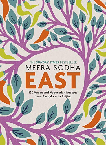Cover Image For East by Meera Sodha