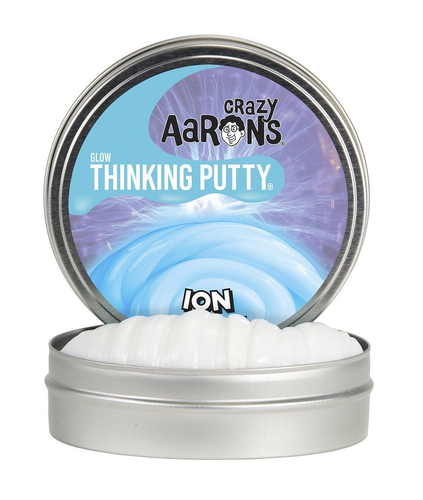 Image For Crazy Aarons Glow In The Dark Ion Thinking Putty