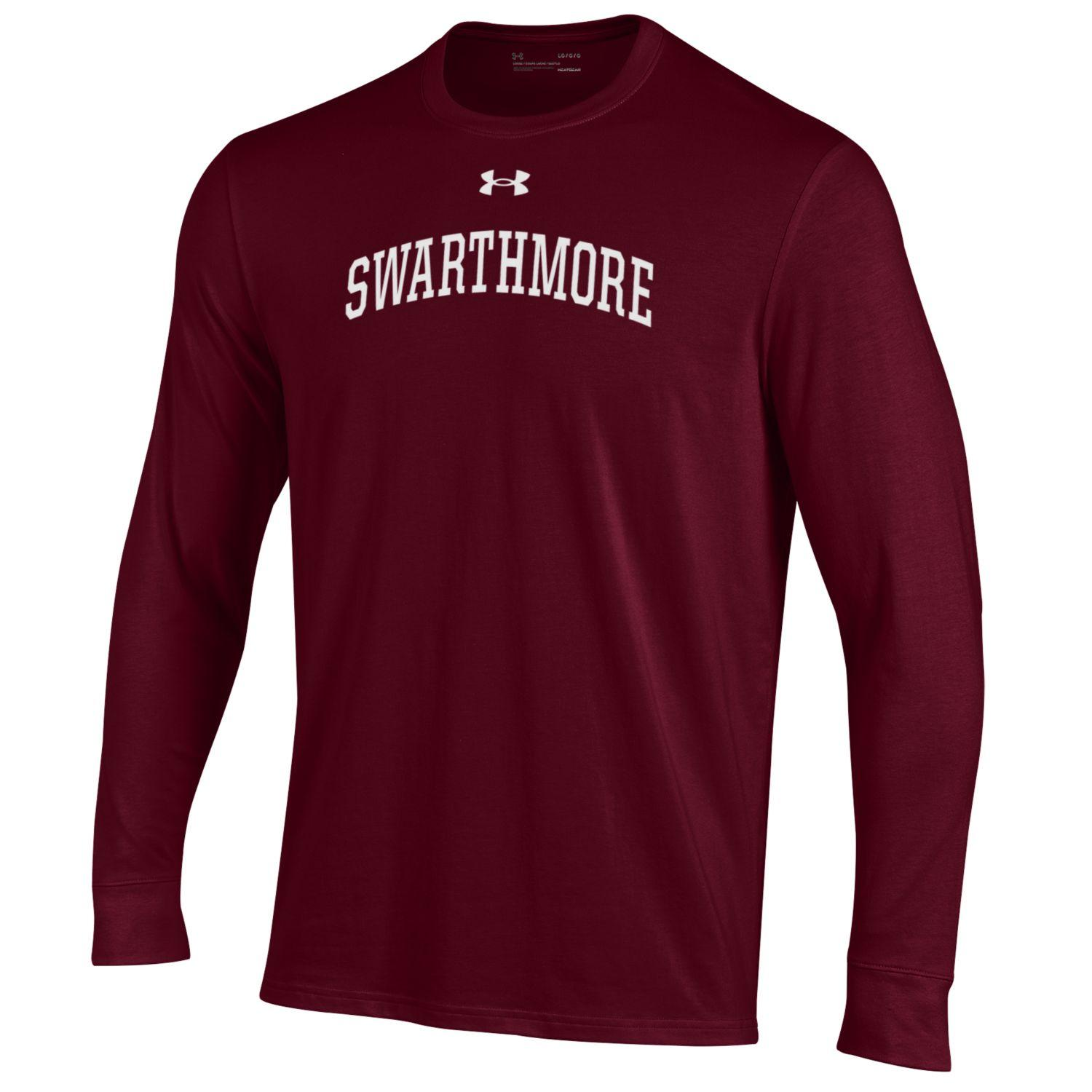 Image For Under Armour Performance Cotton Long Sleeve Tee