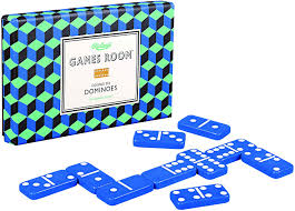 Cover Image For Ridley's Classic Double Six Dominoes Tile Game