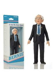 Image For Bernie Sanders Real Life Political Action Figure