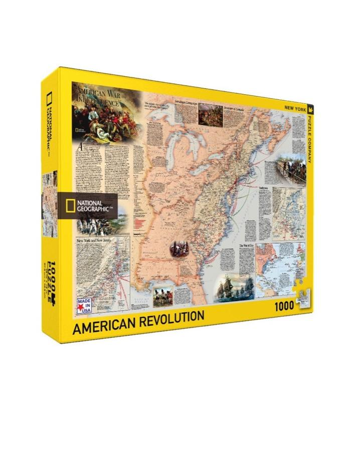 Image For Puzzle American Revolution