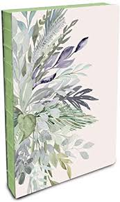 Image For Journal Watercolor Leaves